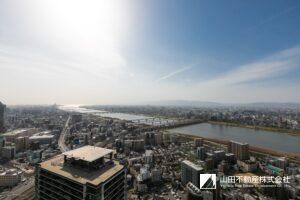 大阪市北区タワーマンション高層階